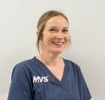 Claira Chapman, Manchester Veterinary Specialists