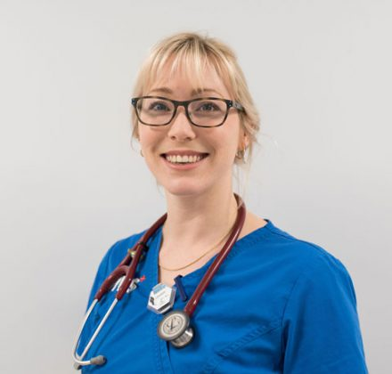 Georgie Beaumont, Manchester Veterinary Specialists