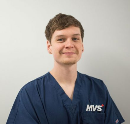 Martin King, Manchester Veterinary Specialists